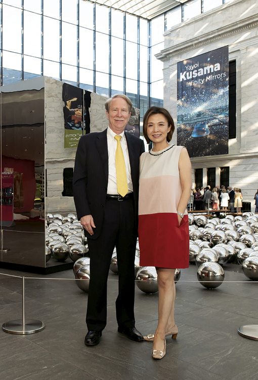 Richard and Michelle Shan Jeschelnig