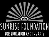 Sunrise Foundation for Education and the Arts logo