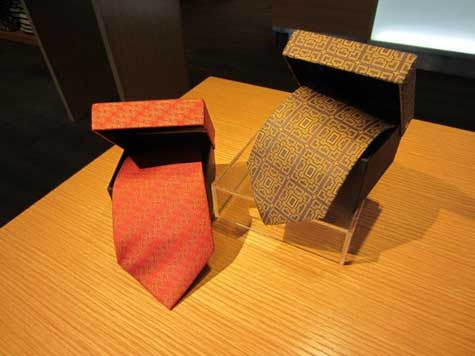 Ties Inspired by CMA Collection