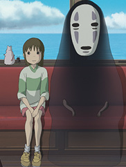 "Image from ""Spirited Away."" © 2001 Studio Ghibli - NDDTM"