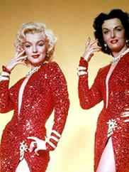 "Image from ""Gentlemen Prefer Blondes"""