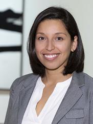 Portrait of Nadiah Rivera Fellah