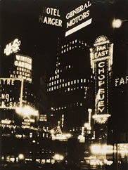 New York Montage (detail), 1928. Thurman Rotan (American, 1903–1991). Gelatin silver print, montage; 11.5 x 8.2 cm. The Cleveland Museum of Art, John L. Severance Fund 2007.117