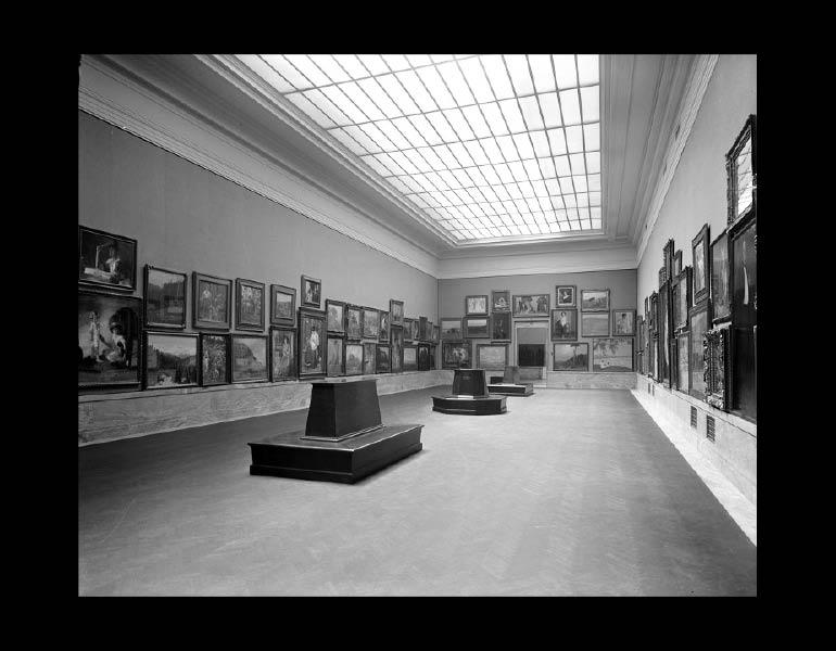 Gallery IX - Painters: American, Contemporary. IML 963820