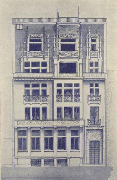 "Sargent, Irene. ""The Workshops & Residence of M. René Lalique."" The Craftsman. Vol. IV, No. 1. April 1903."