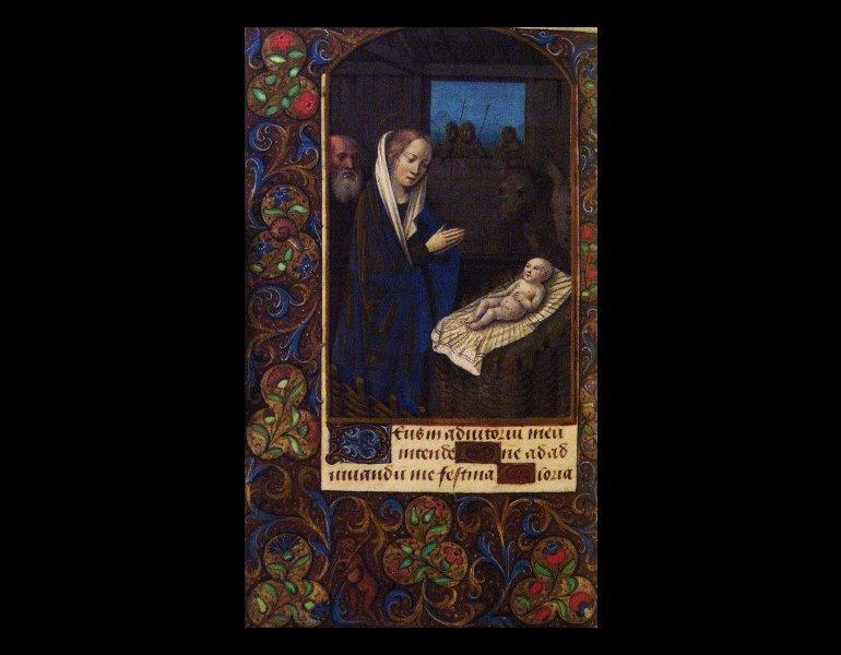 Das Vatikanische Stundenbuch Jean Bourdichons, Cod. Vat. lat. 3781. Zurich: Belser, 1984. Rare Book. ND3363.B68 V38 1984. IML 986569