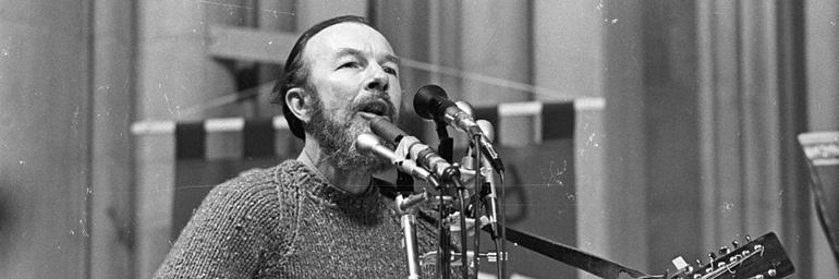 "Image from ""Pete Seeger: The Power of Song"""