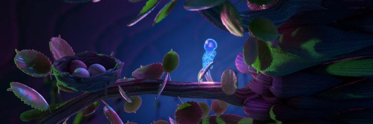 "Image from ""Running Lights"" | Part of ""Kid Flicks from the New York International Children's Film Festival"