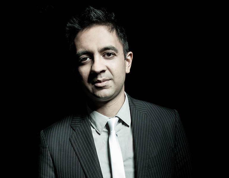 Vijay Iyer. Photo by Barbara Rigon