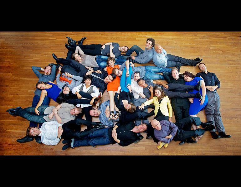 International Contemporary Ensemble. Photo by Armen Elliott