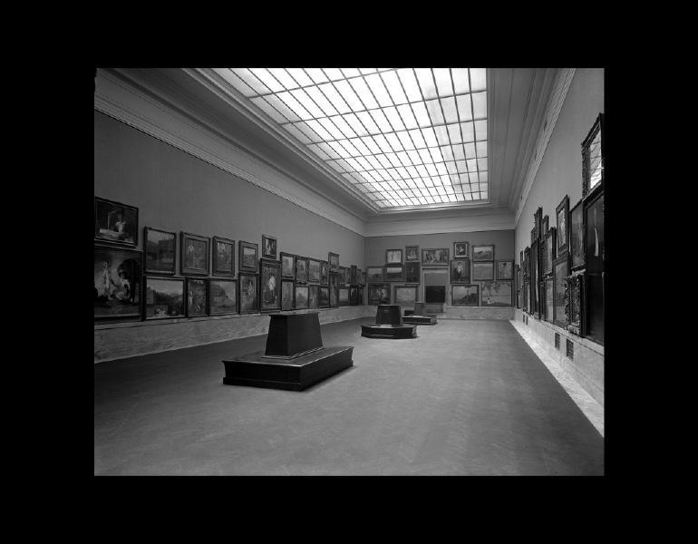 Inaugural exhibition, gallery 212, June 1916. Registrar's Gallery Views, CMA Archives.