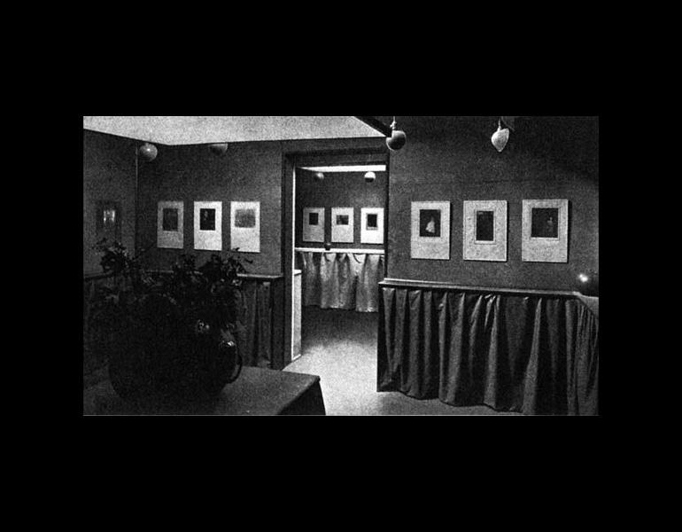 The Little Galleries of the Photo-Secession by Alfred Stieglitz, Camera Work, April 1906, 14:42.