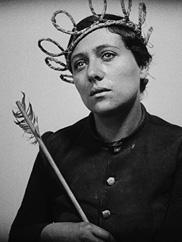 "Image from ""The Passion of Joan of Arc"""