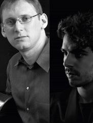 Daniel Lippel and Mak Grgic of FretX. Photos courtesy of the artists