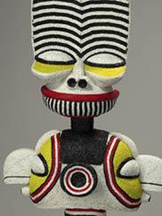 Totem 01/01/18 (Baga-Batcham-Alunga-Kota, Hervé Youmbi (Cameroon). The Cleveland Museum of Art 2018.5.